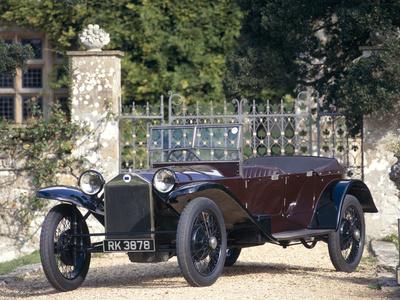 1926 Lancia Lambda 6th Series