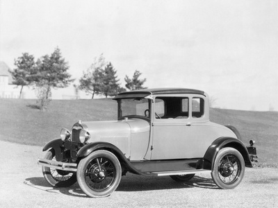 1927 Model A Ford