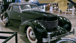 1930s cars, 1930s automobiles, art deco cars, 1930s car, Cord 810