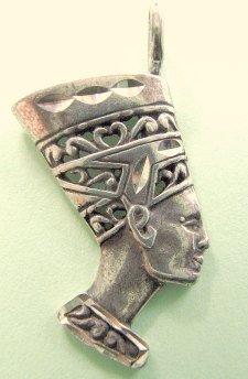 Art Deco History, Art Deco Egyptian pendant
