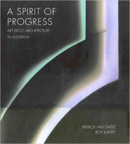 Spirit of Progress Book Cover
