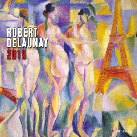 Robert Delaunay Calendar