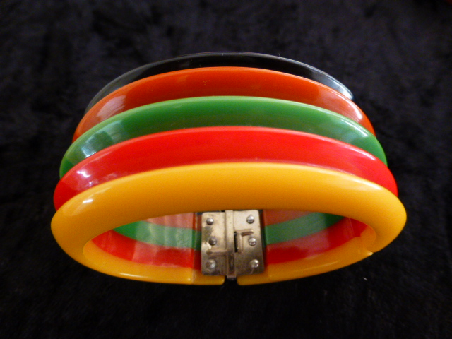Bakelite Philadelphia Bracelet