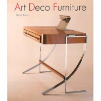 Art Deco Furniture by Alistair Duncan Cover