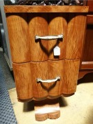 Art Deco Bedside Table