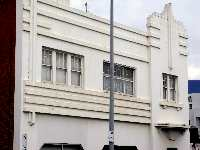 art deco house, house in Tasmania