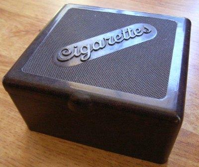 Bakelite Cigarette Case