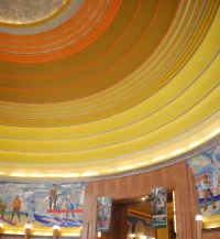 Interior Cincinnati Union Terminal