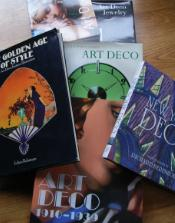 Art Deco Books