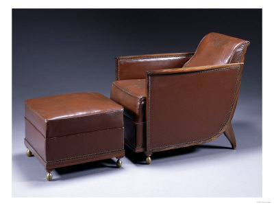 Ebene de Macassar Chair by Daum