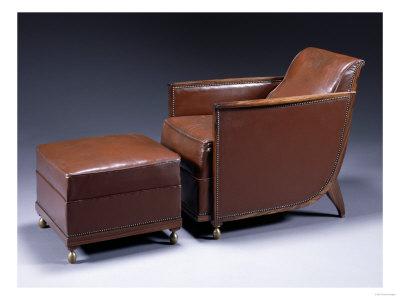 Ebene de Macassar Chair by Daum