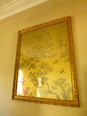 Wallpaper by Florence Broadhurst - Framed