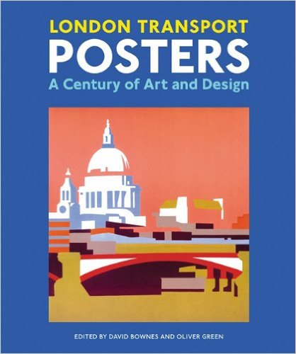 London Transport Posters Book Cover