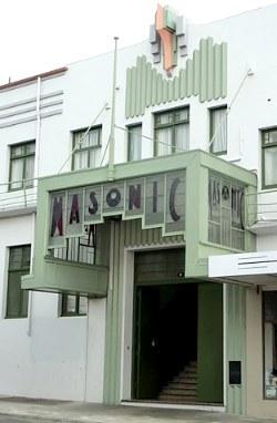 Napier Art Deco Architecture