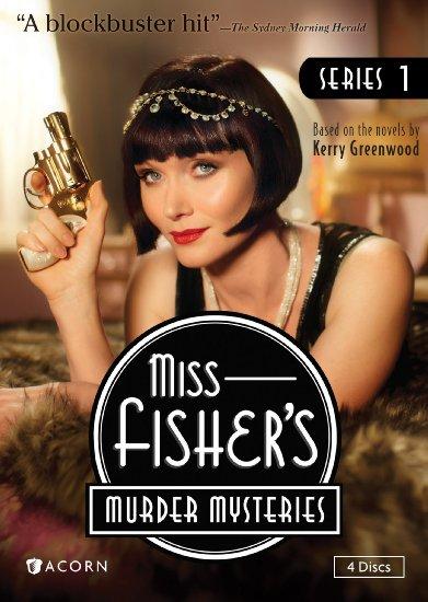 Miss Fischer's Murder Mysteries