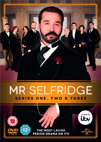 Mr Selfridge DVD Cover