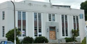 A Building in Napier