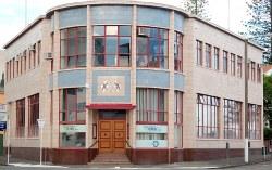 Art Deco Napier Building