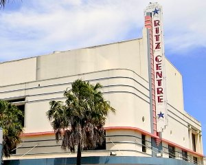 Art Deco Cinema Port Macquarie Australia