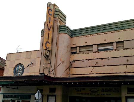 Civic Theatre Scone
