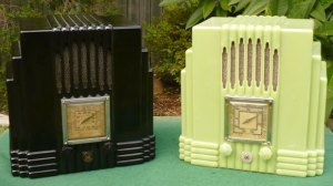Bakelite Radios