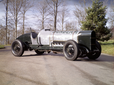 1920s Sunbeam Racing Car