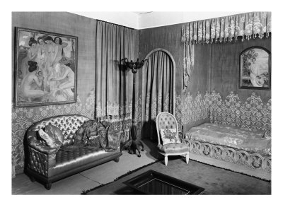 Jeanne Lanvin's Bedroom
