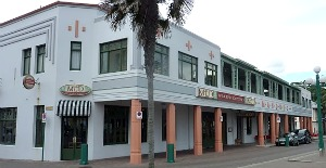 Napier Art Deco Building