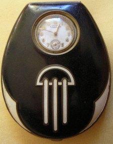 Art Deco, art deco compact