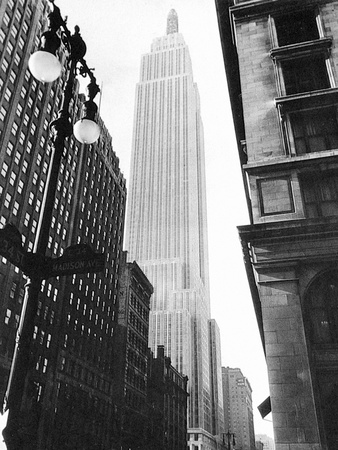 Empire State in 1931