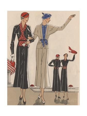 1930s Dresses