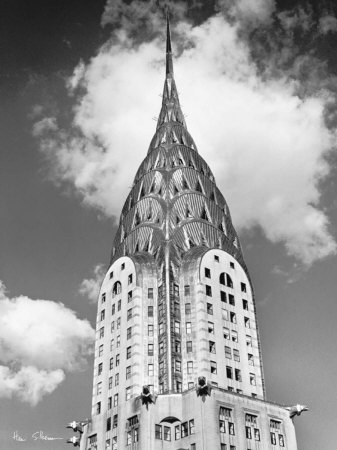 Top of the Chrysler Building