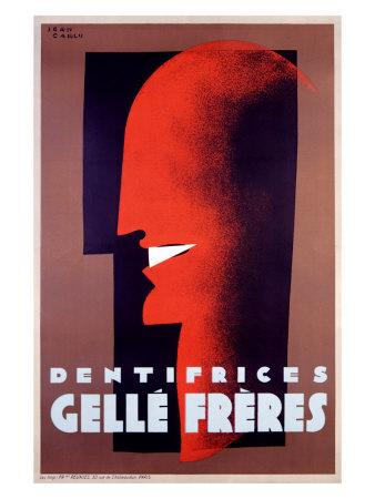 Gelle Freres by Jean Carlu