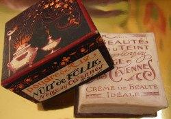 Art Deco Powder Box - Nuit de Folies