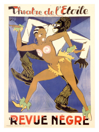 Josephine Baker by Orsi