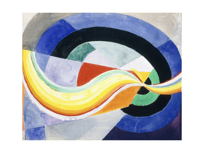 Robert Delaunay - Propeller