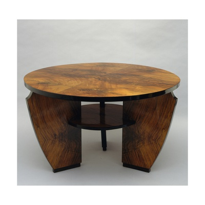 art deco coffee table design still stylish today. Black Bedroom Furniture Sets. Home Design Ideas