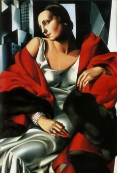 Tamara de Lempicka Poster