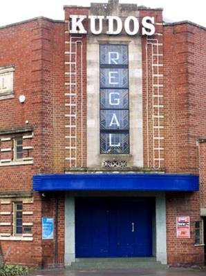 The Regal Theatre, Wells, Somerset, UK