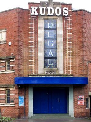 The Regal Theatre, Wells, Somerset, UK