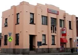Art Deco Bank