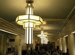 Art Deco Cinema Lighting