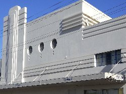 Art Deco Building, Launceston