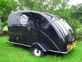 Bakelite Caravan