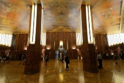 Chrysler Lobby