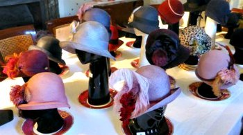 Selection of Cloche Hats