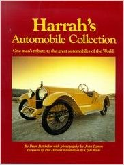 Harrah's Automobile Collection  - Book Cover