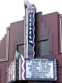 Art Deco Cinema, Sydney - Hayden Orpheum