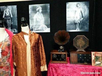 Art Deco Fashion at the Sydney Deco Fair
