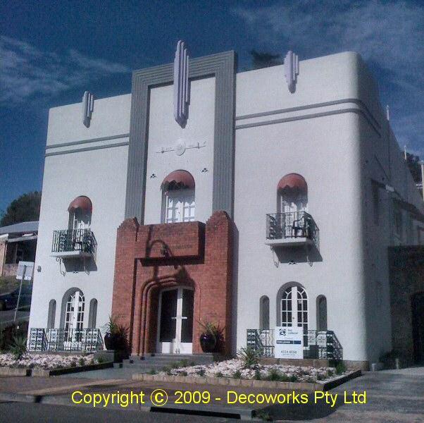 Art Deco Building, Art Deco buildings